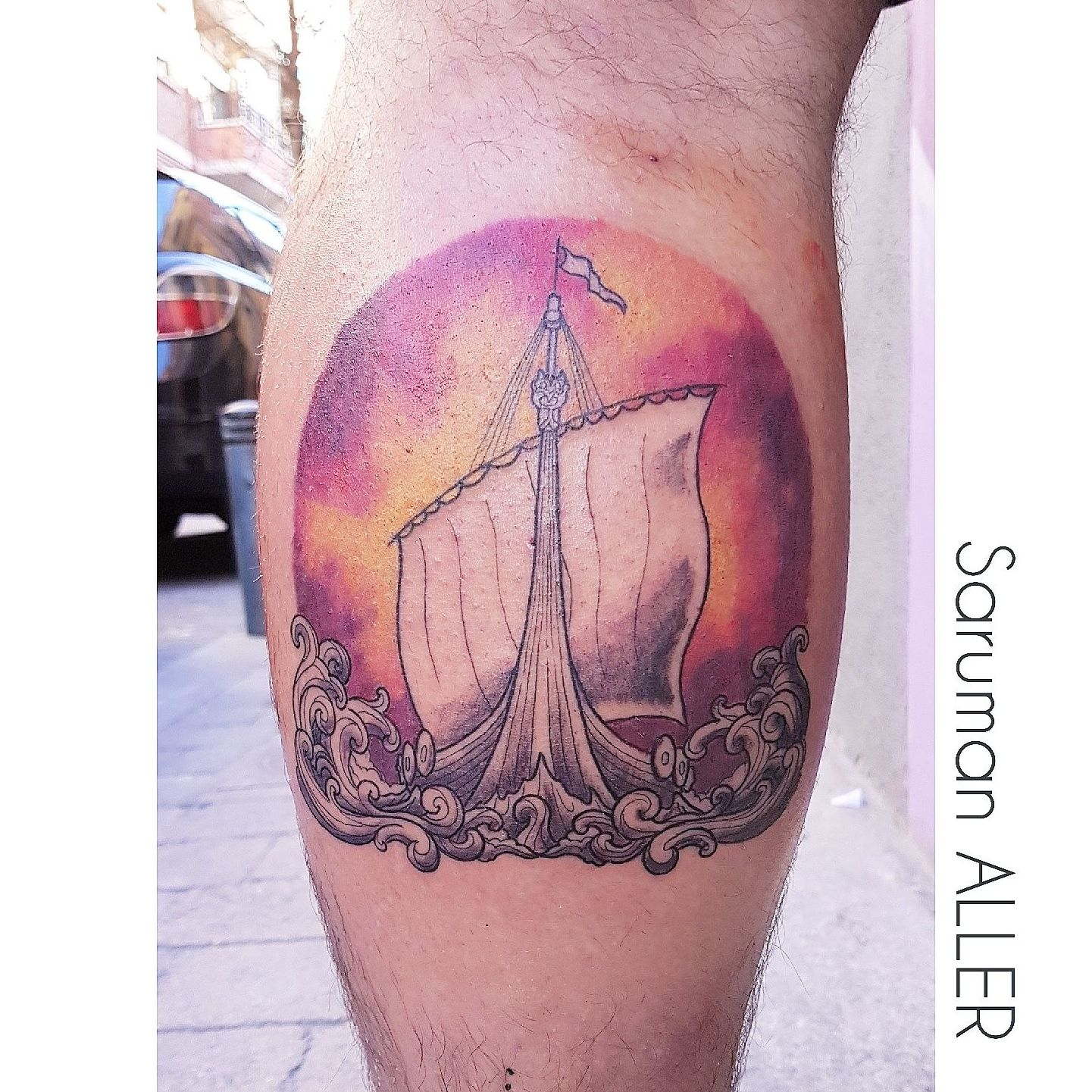 Foto 230 de Tatuajes en Madrid | Circe Tattoo