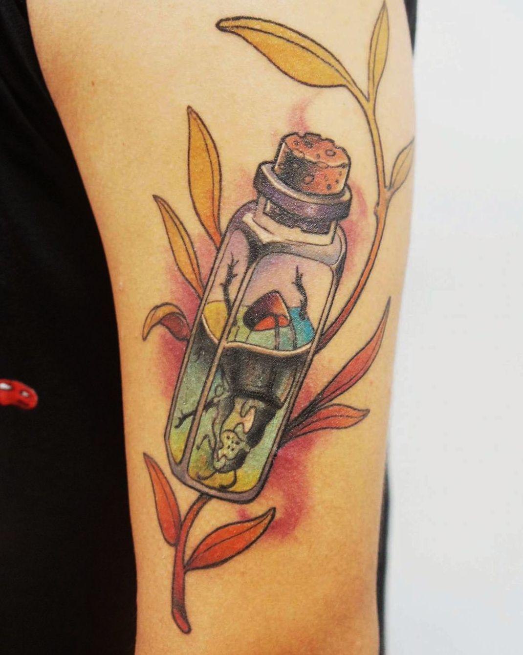 Foto 246 de Tatuajes en Madrid | Circe Tattoo