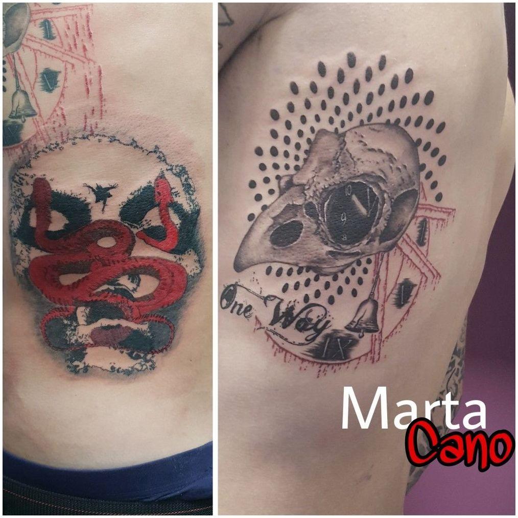 Foto 83 de Tatuajes en Madrid | Circe Tattoo