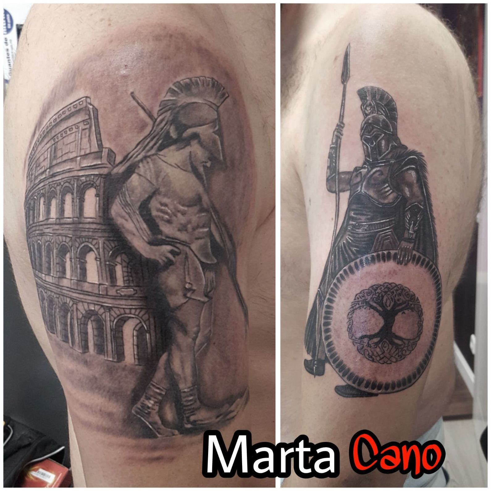 Foto 325 de Tatuajes en Madrid | Circe Tattoo