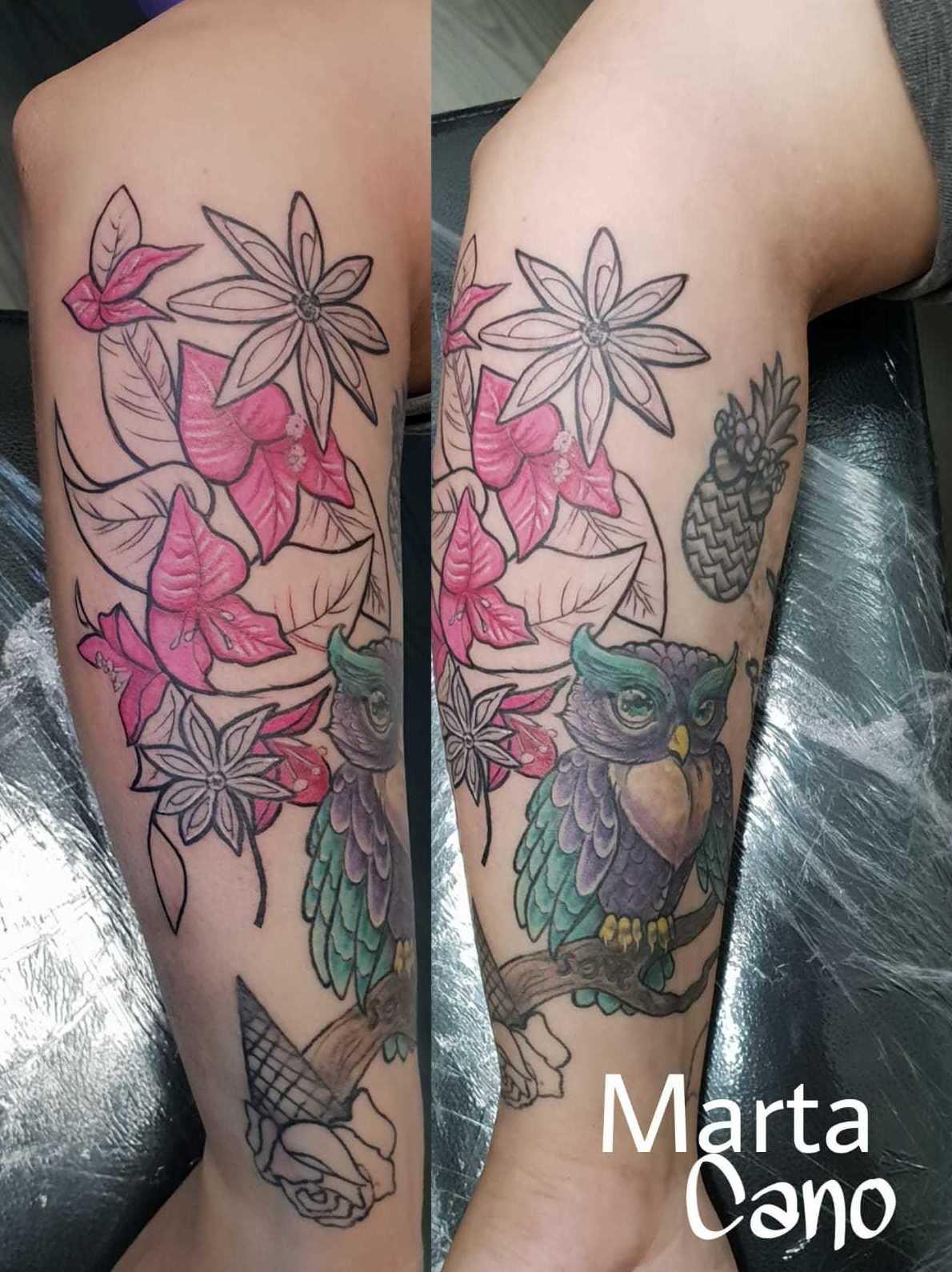 Foto 171 de Tatuajes en Madrid | Circe Tattoo