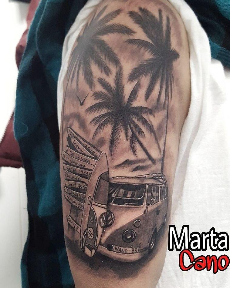 Foto 325 de Tatuajes en Madrid   Circe Tattoo