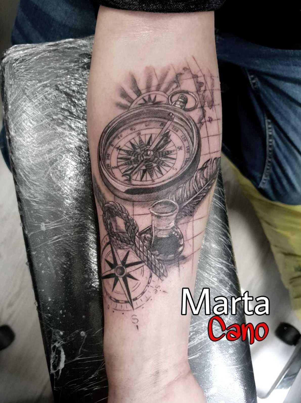 Foto 86 de Tatuajes en Madrid | Circe Tattoo