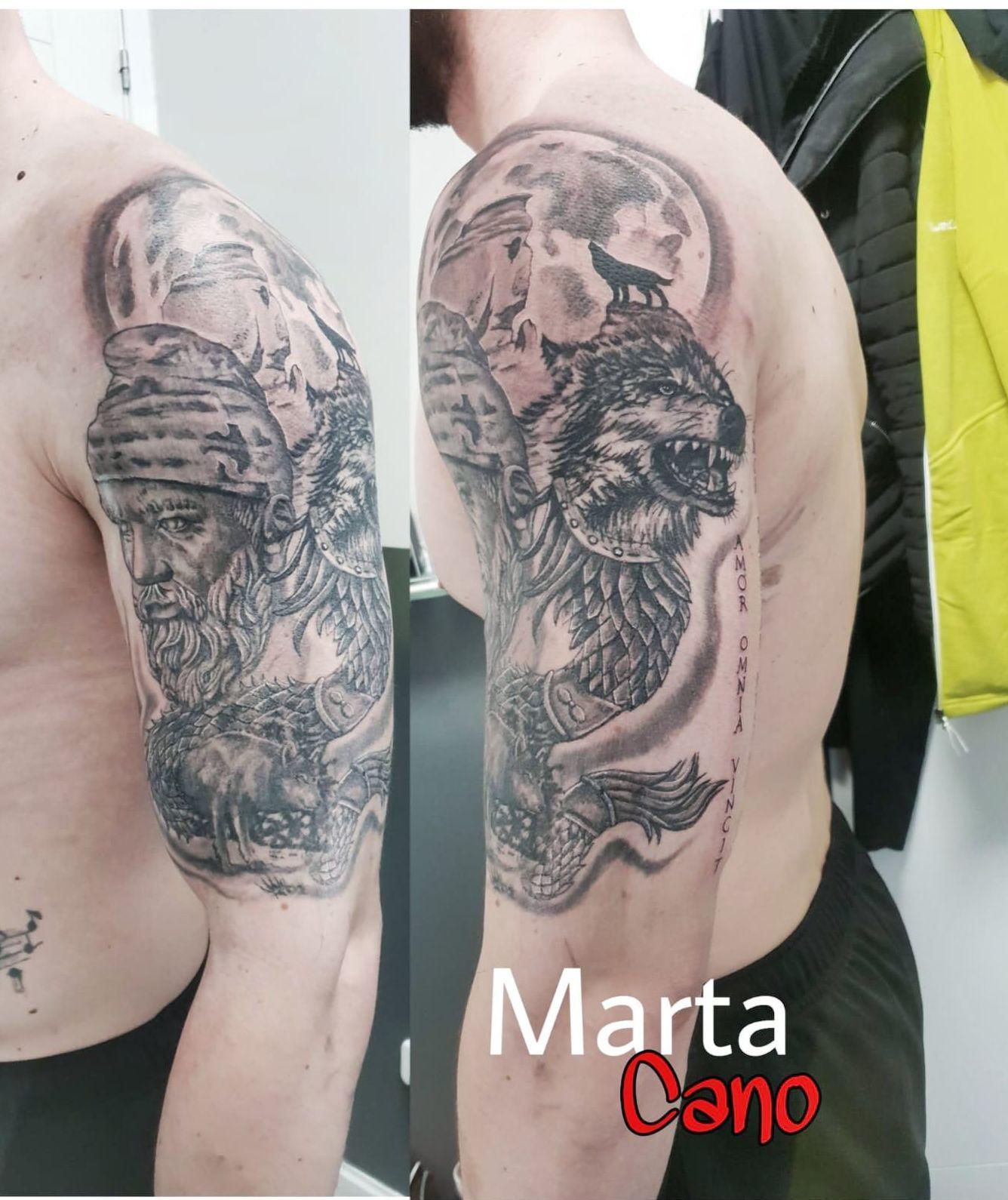 Foto 72 de Tatuajes en Madrid   Circe Tattoo