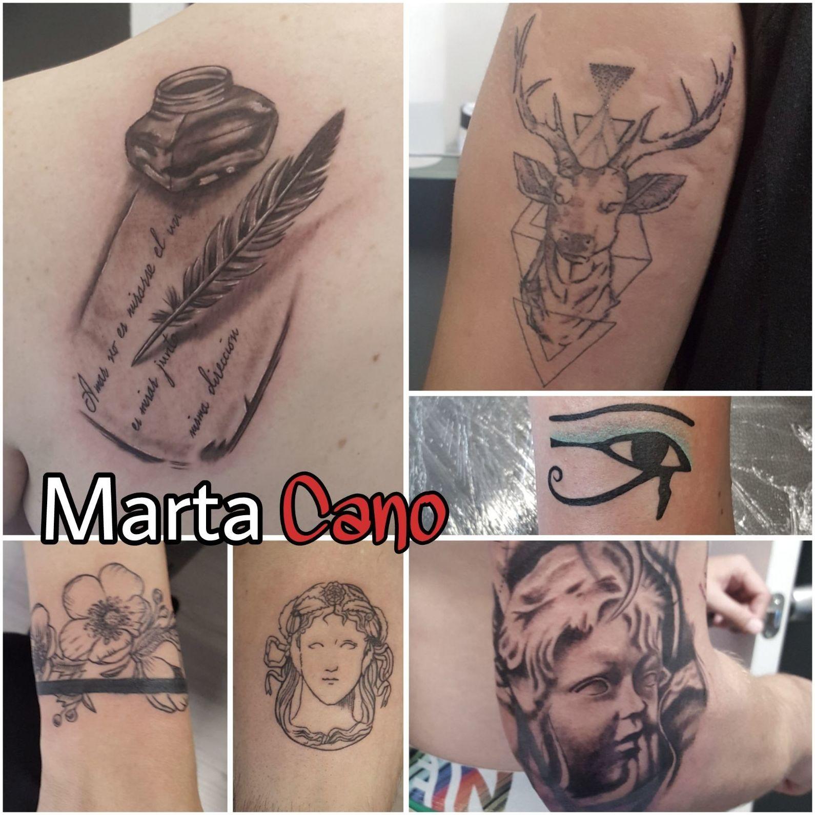 Foto 475 de Tatuajes en Madrid | Circe Tattoo