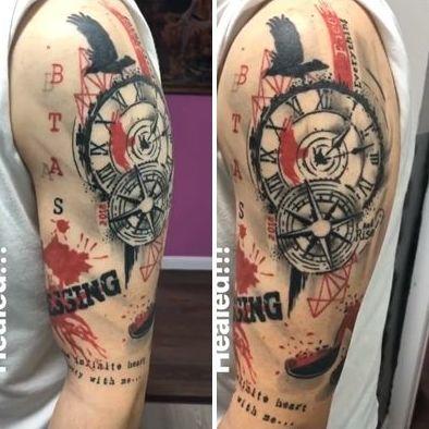 Foto 120 de Tatuajes en Madrid | Circe Tattoo