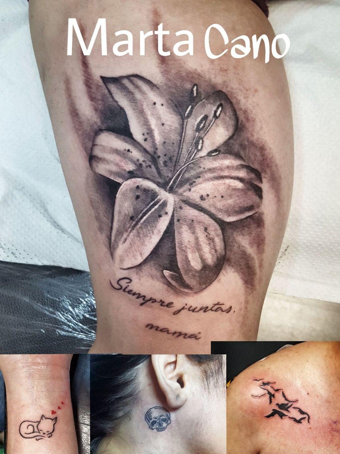 Foto 223 de Tatuajes en Madrid | Circe Tattoo