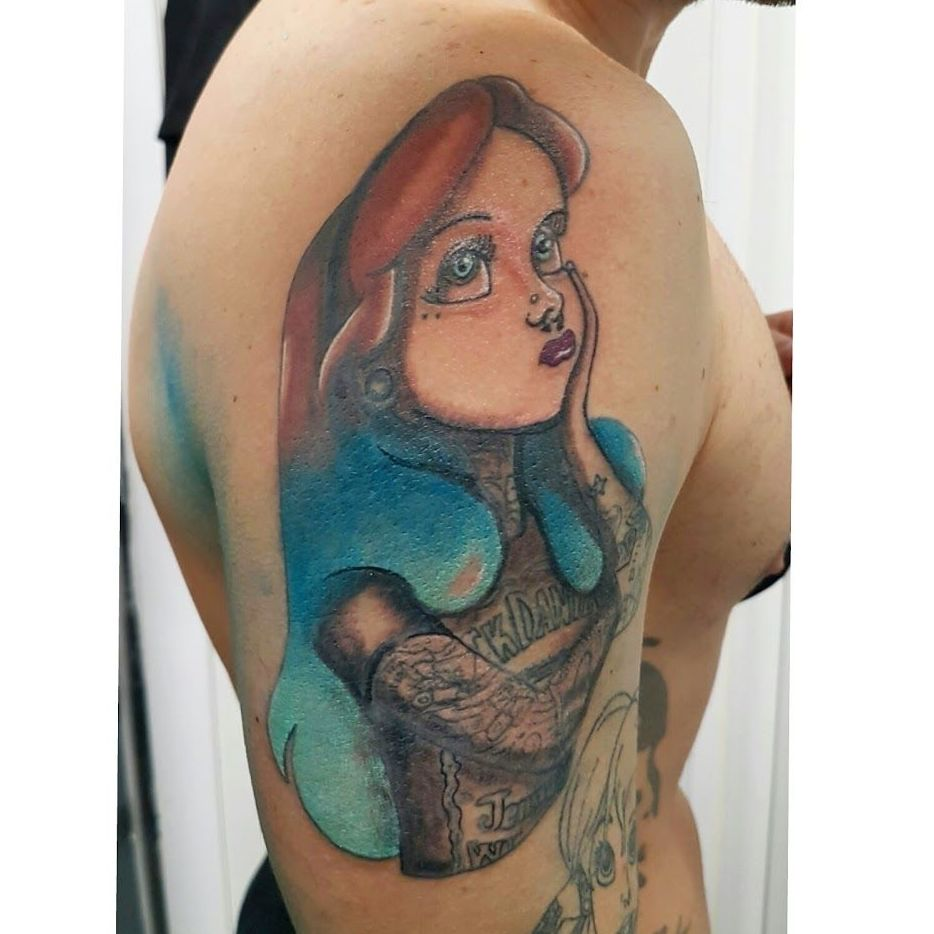 Foto 561 de Tatuajes en Madrid | Circe Tattoo