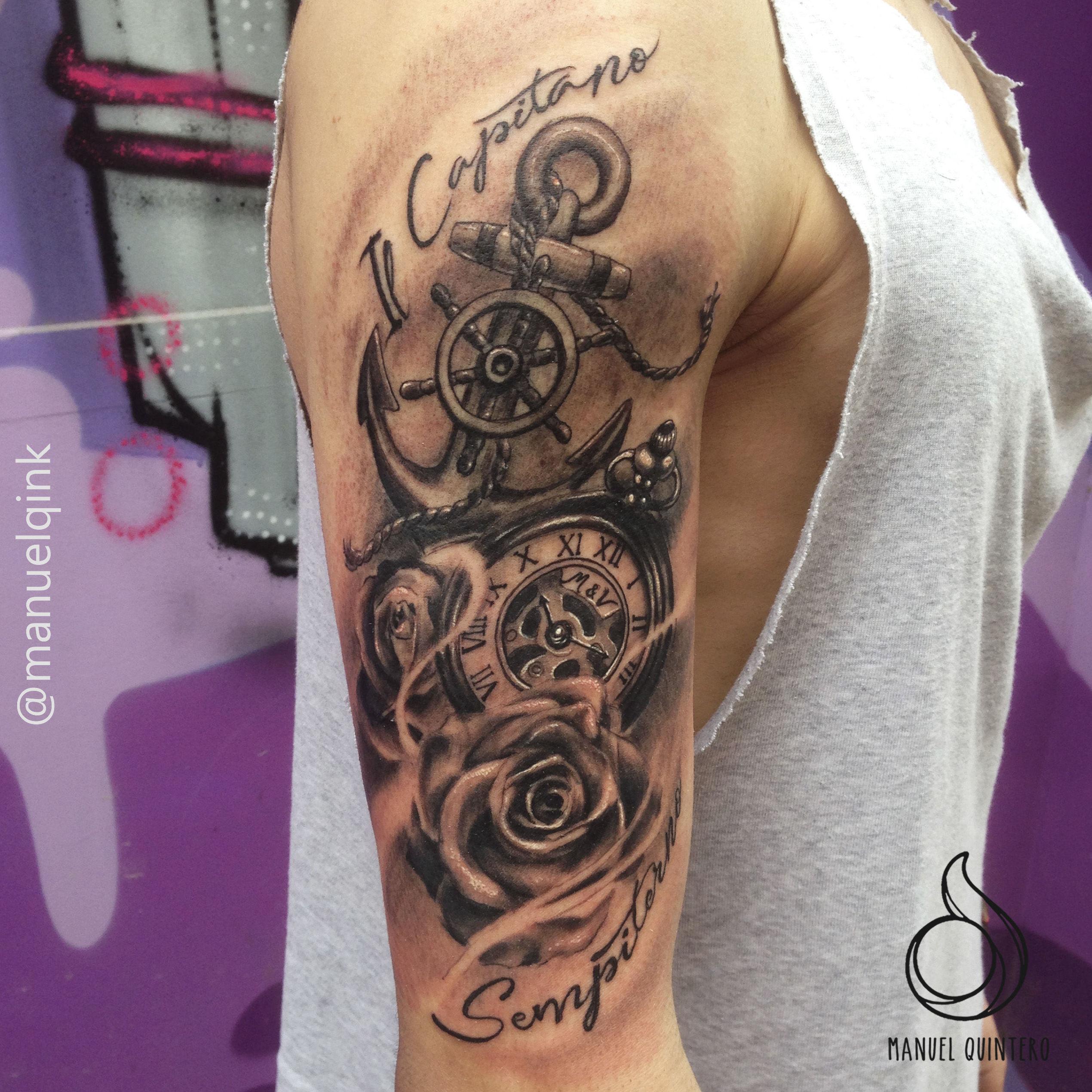 Foto 334 de Tatuajes en Madrid | Circe Tattoo