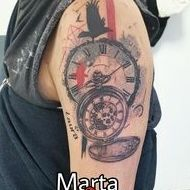 Trash polka: Tatuadores especializados de Circe Tattoo