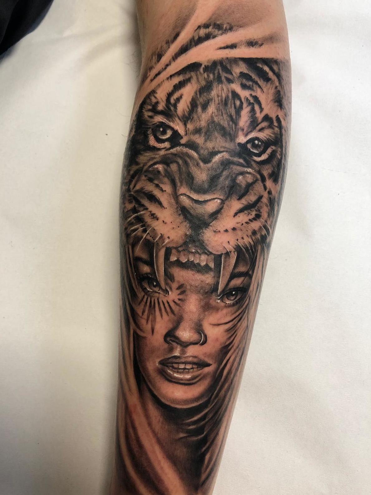 Foto 95 de Tatuajes en Madrid | Circe Tattoo