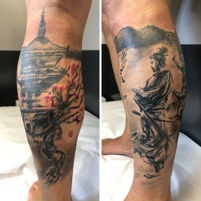 Foto 48 de Tatuajes en Madrid | Circe Tattoo