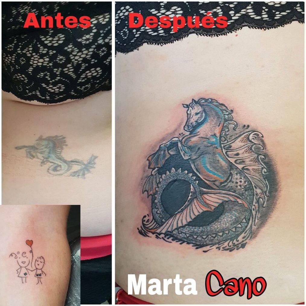 Foto 220 de Tatuajes en Madrid | Circe Tattoo