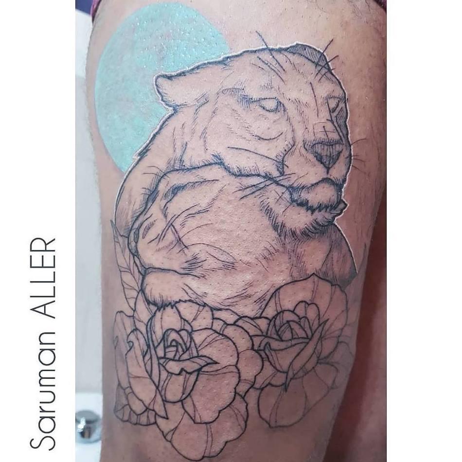 Foto 264 de Tatuajes en Madrid   Circe Tattoo
