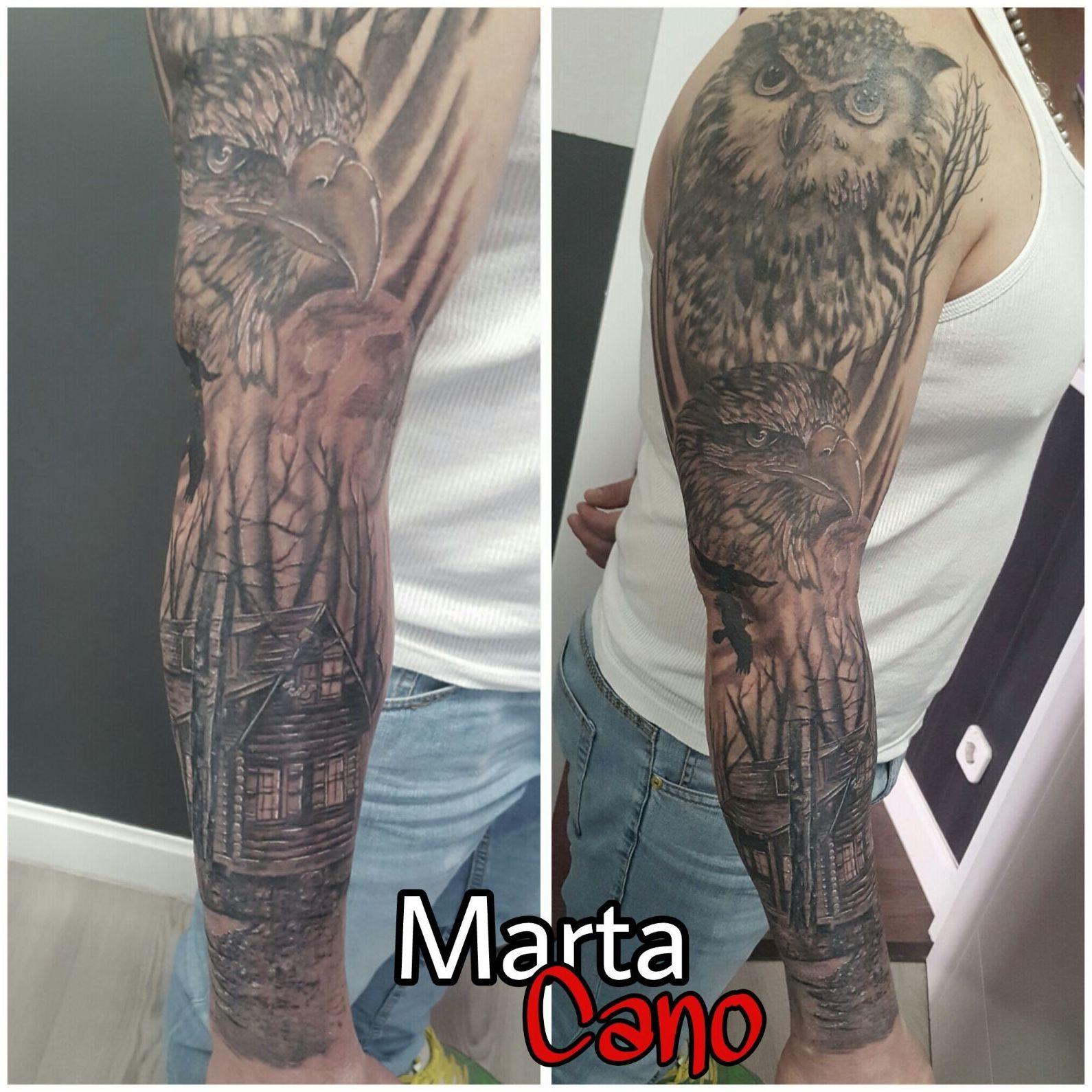 Foto 466 de Tatuajes en Madrid | Circe Tattoo