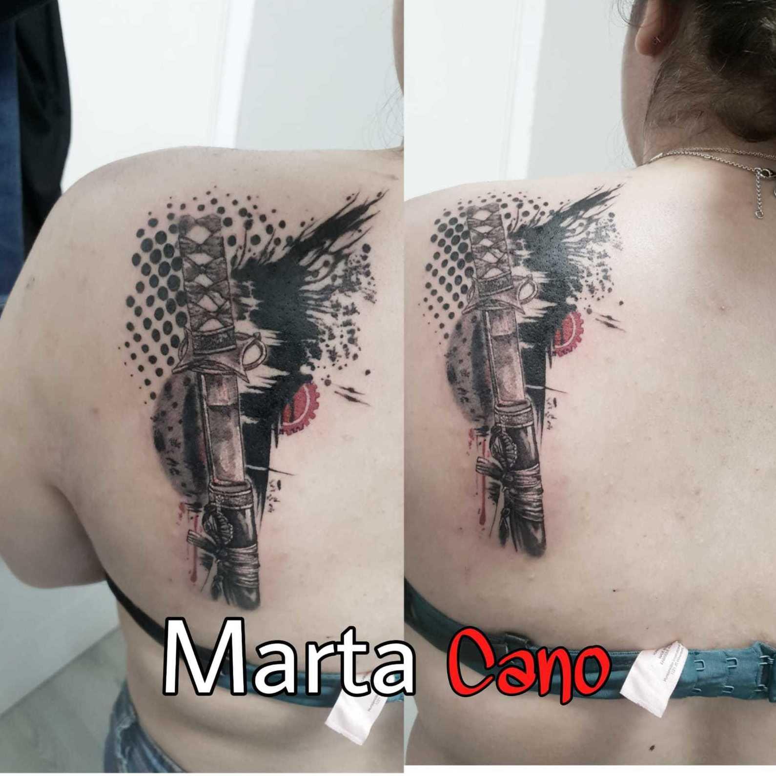 Foto 3 de Tatuajes en Madrid   Circe Tattoo