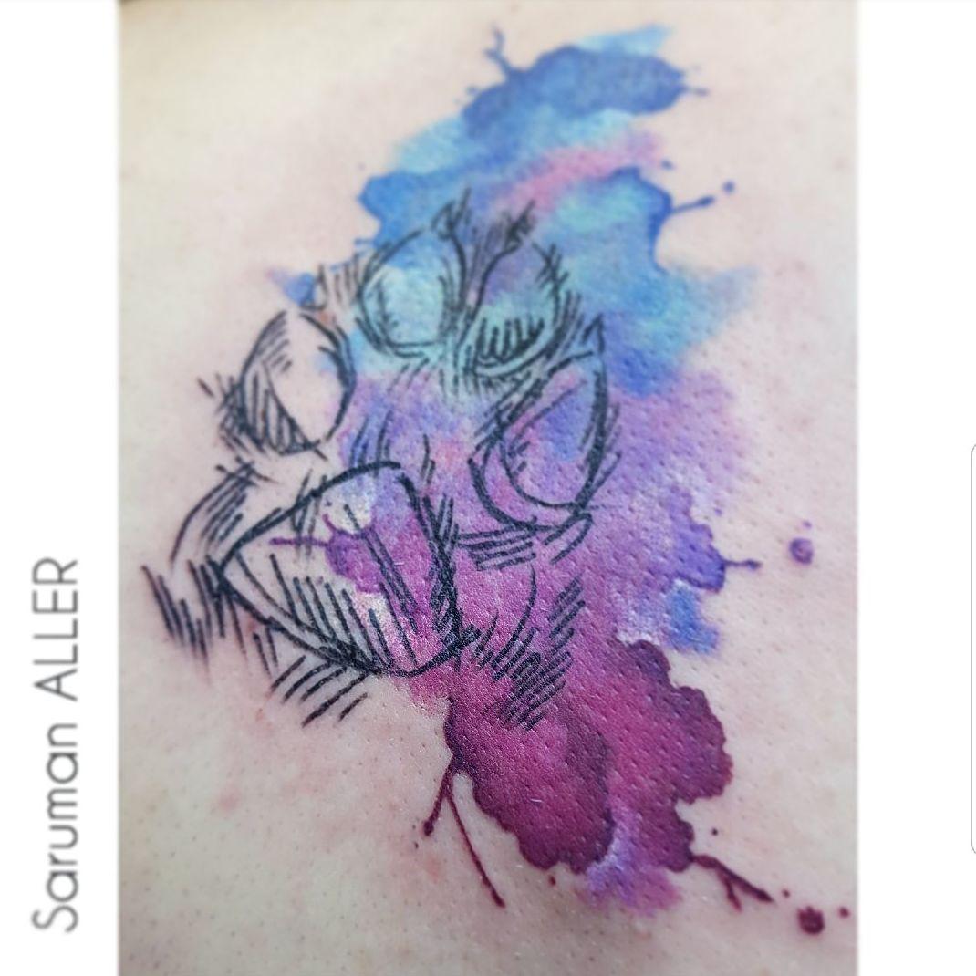 Foto 266 de Tatuajes en Madrid   Circe Tattoo