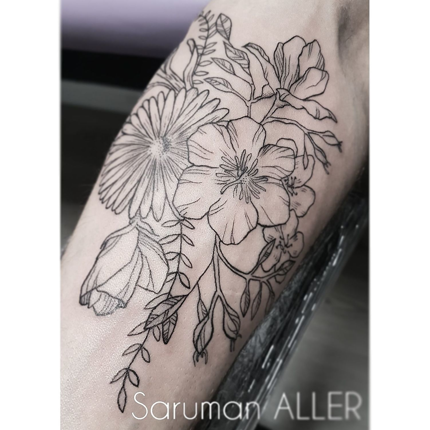 Foto 496 de Tatuajes en Madrid | Circe Tattoo