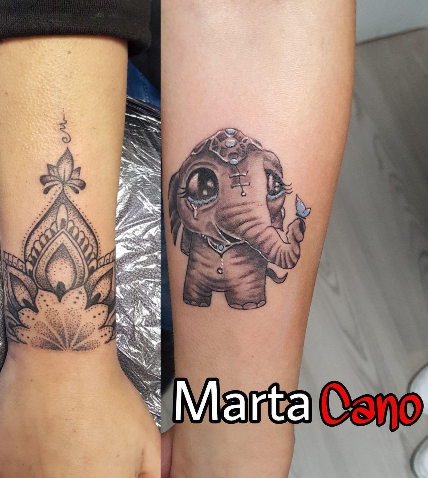Foto 303 de Tatuajes en Madrid | Circe Tattoo
