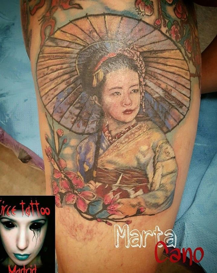 Foto 675 de Tatuajes en Madrid | Circe Tattoo