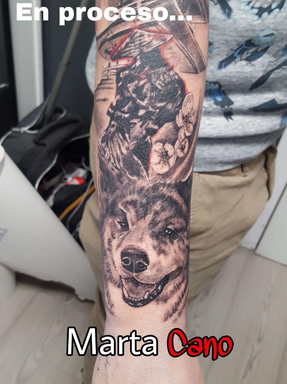Foto 210 de Tatuajes en Madrid | Circe Tattoo