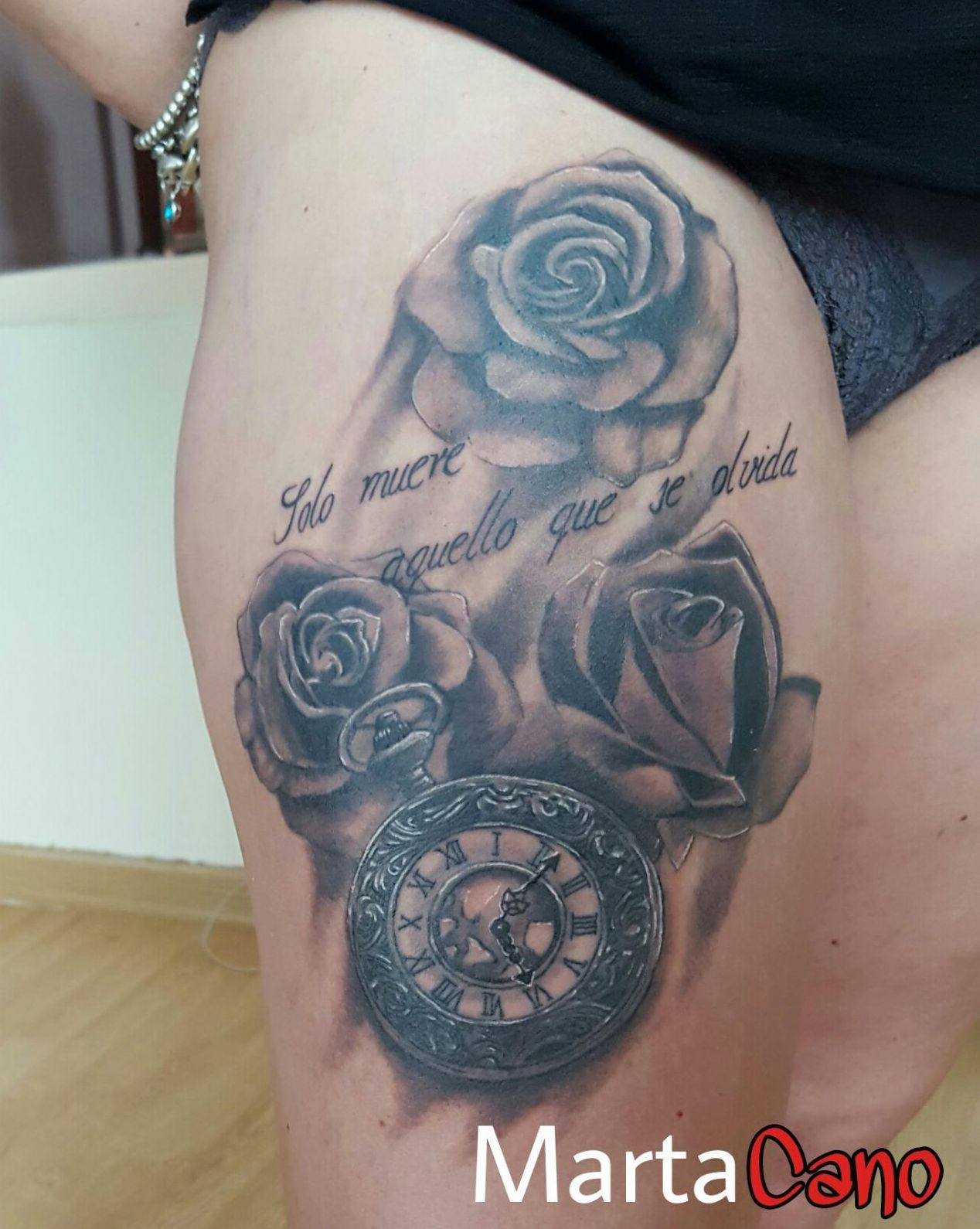 Foto 487 de Tatuajes en Madrid | Circe Tattoo