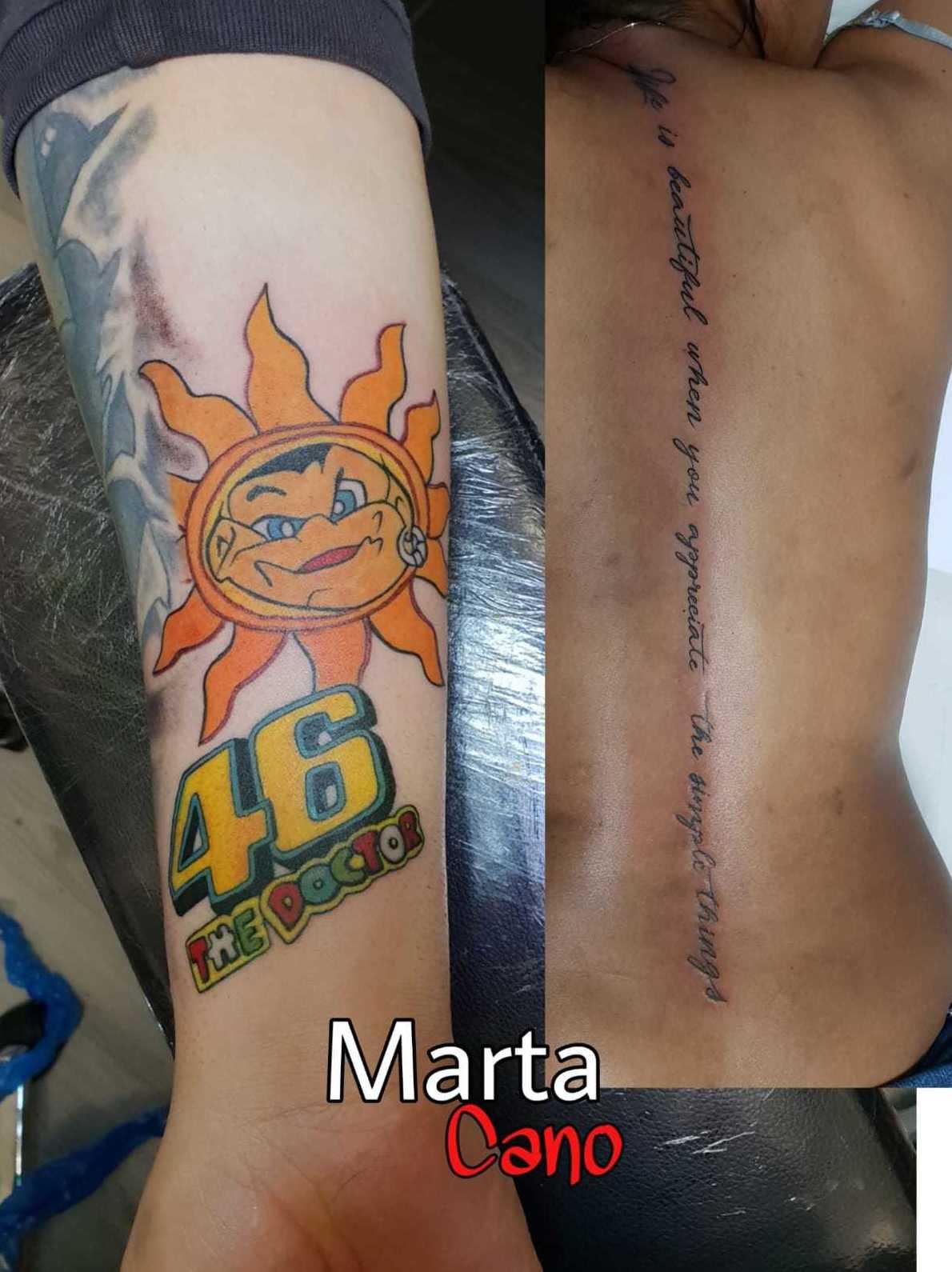 Foto 43 de Tatuajes en Madrid | Circe Tattoo
