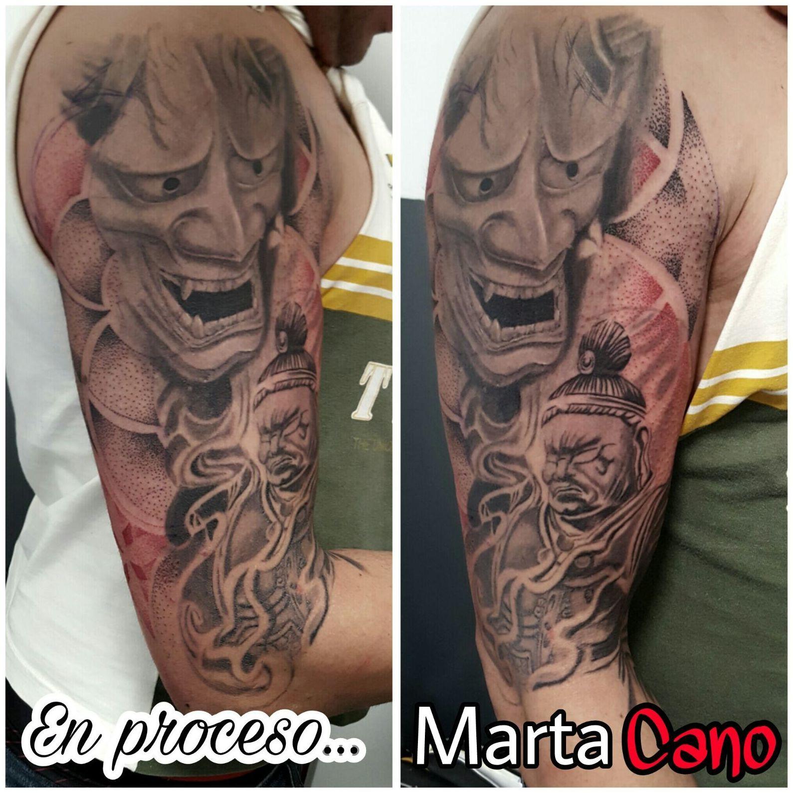 Foto 465 de Tatuajes en Madrid | Circe Tattoo