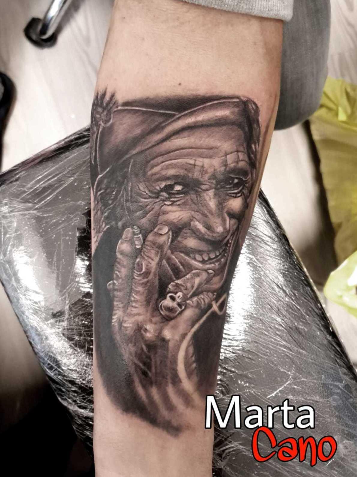 Foto 103 de Tatuajes en Madrid | Circe Tattoo