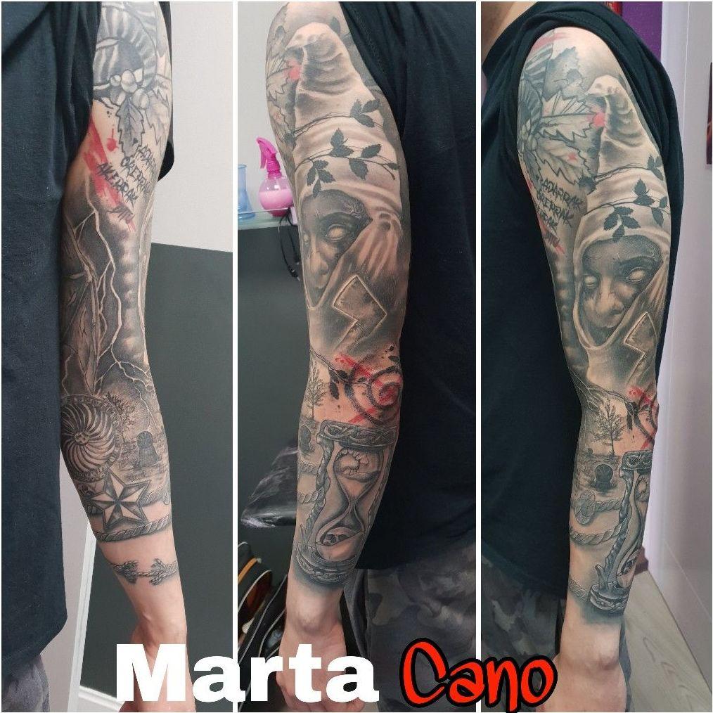 Foto 227 de Tatuajes en Madrid   Circe Tattoo