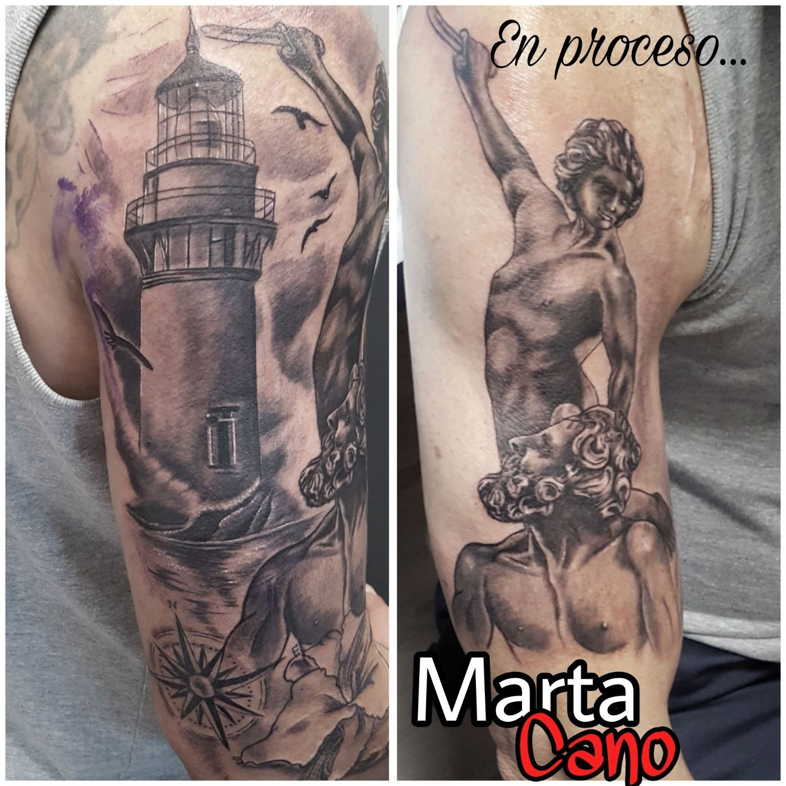 Picture 309 of Tatuajes in Madrid | Circe Tattoo