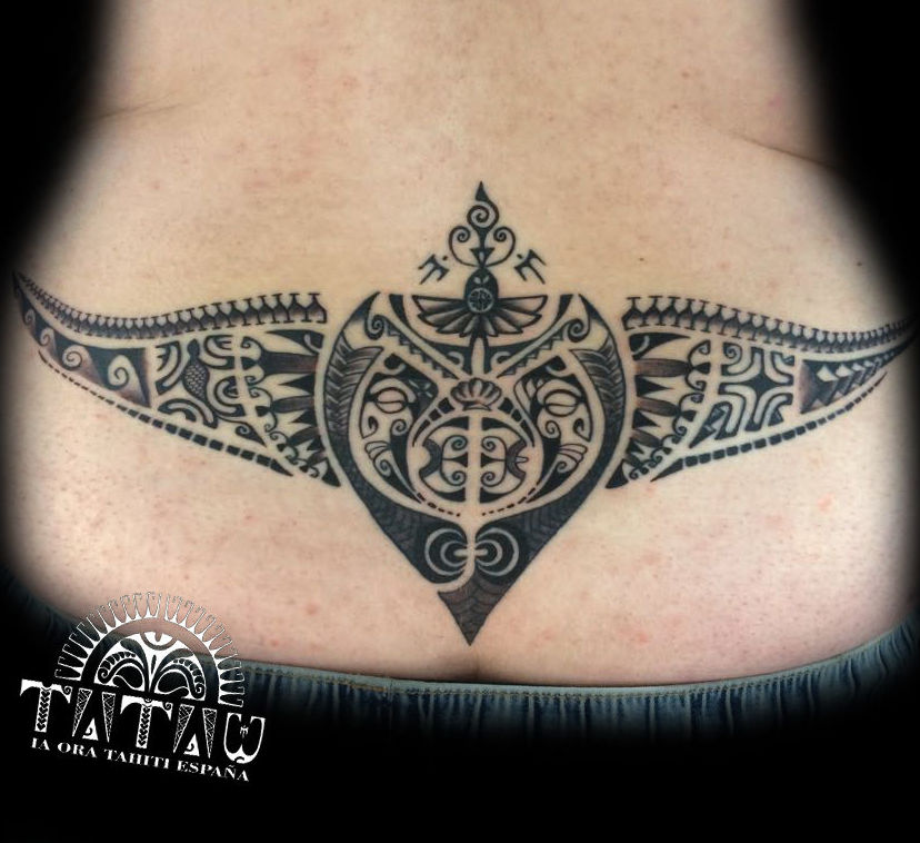 Especializados en mahori e isleño: Tatuadores especializados de Circe Tattoo