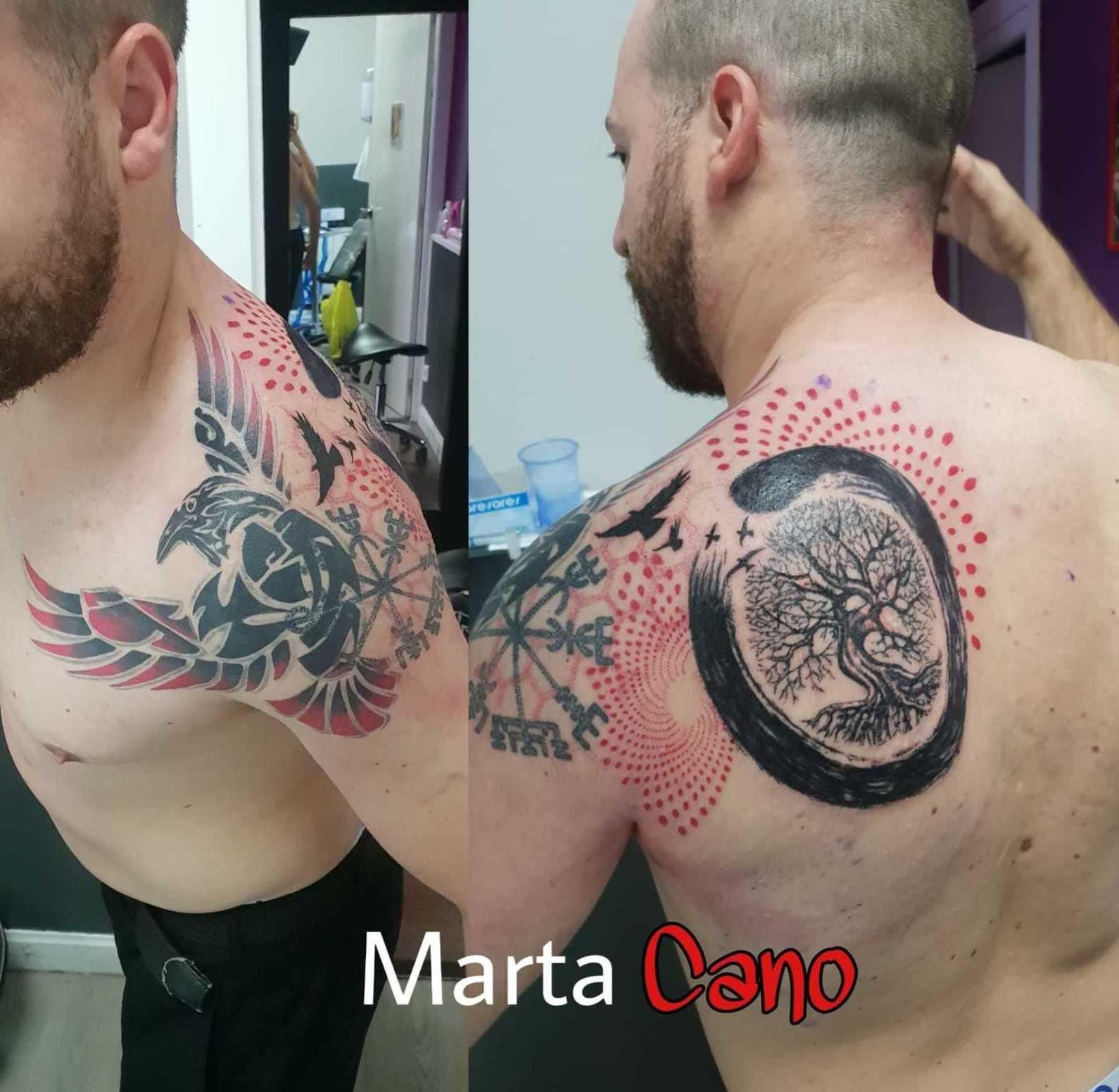 Foto 11 de Tatuajes en Madrid | Circe Tattoo
