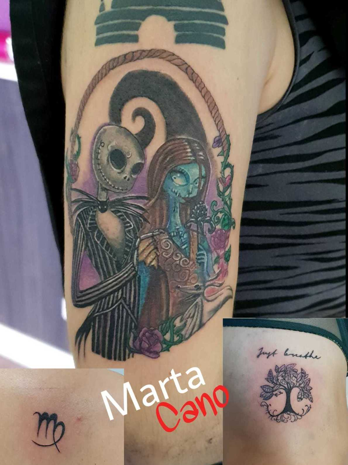 Foto 111 de Tatuajes en Madrid | Circe Tattoo