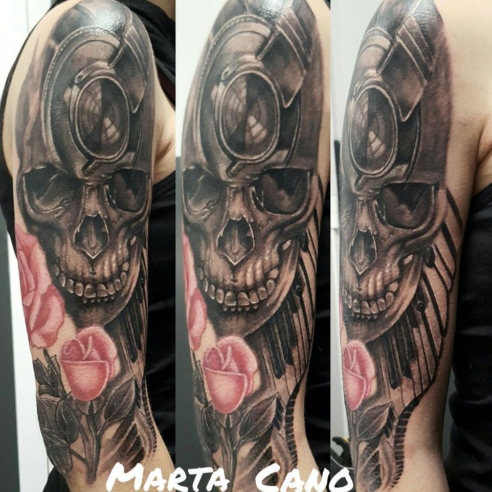Foto 633 de Tatuajes en Madrid | Circe Tattoo
