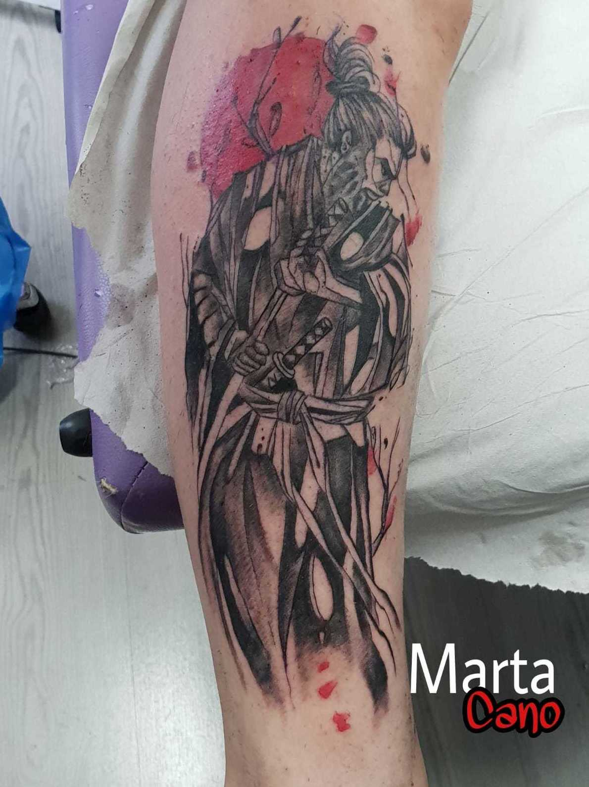 Foto 206 de Tatuajes en Madrid | Circe Tattoo