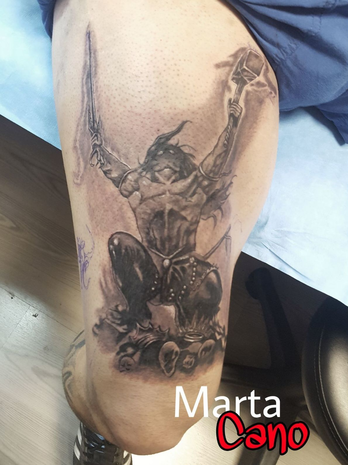 Foto 344 de Tatuajes en Madrid | Circe Tattoo