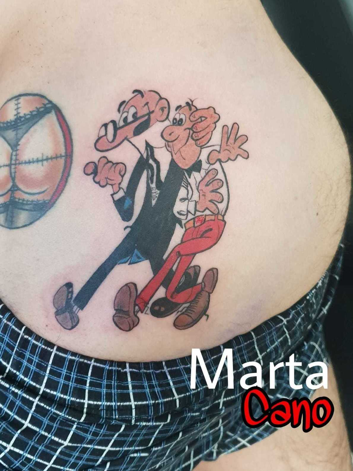 Foto 124 de Tatuajes en Madrid | Circe Tattoo