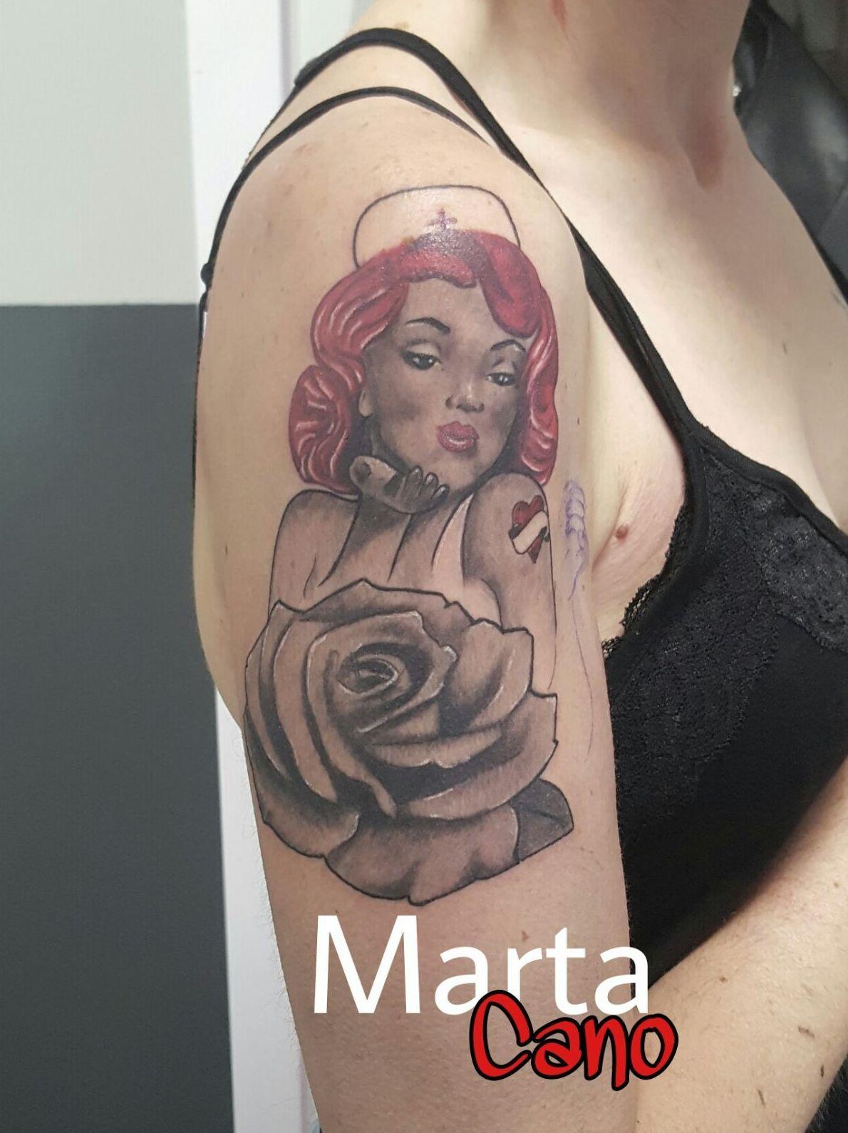 Foto 492 de Tatuajes en Madrid | Circe Tattoo