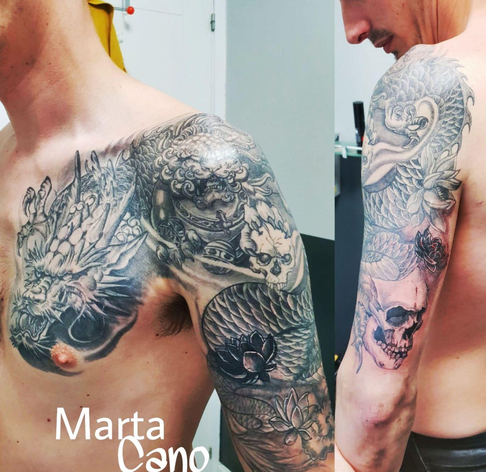 Foto 15 de Tatuajes en Madrid | Circe Tattoo