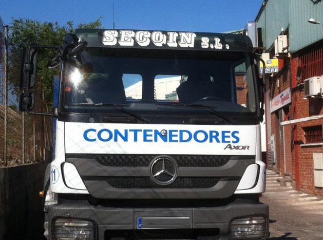 Empresa de contenedores
