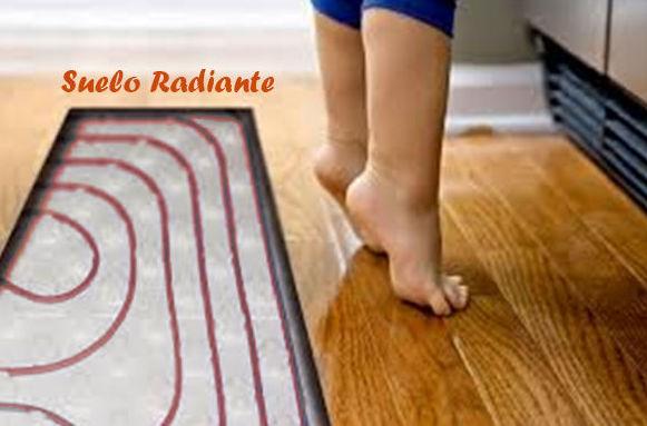 Disfruta de tu hogar, camina descalzo en invierno y sin radiadores en las paredes!!