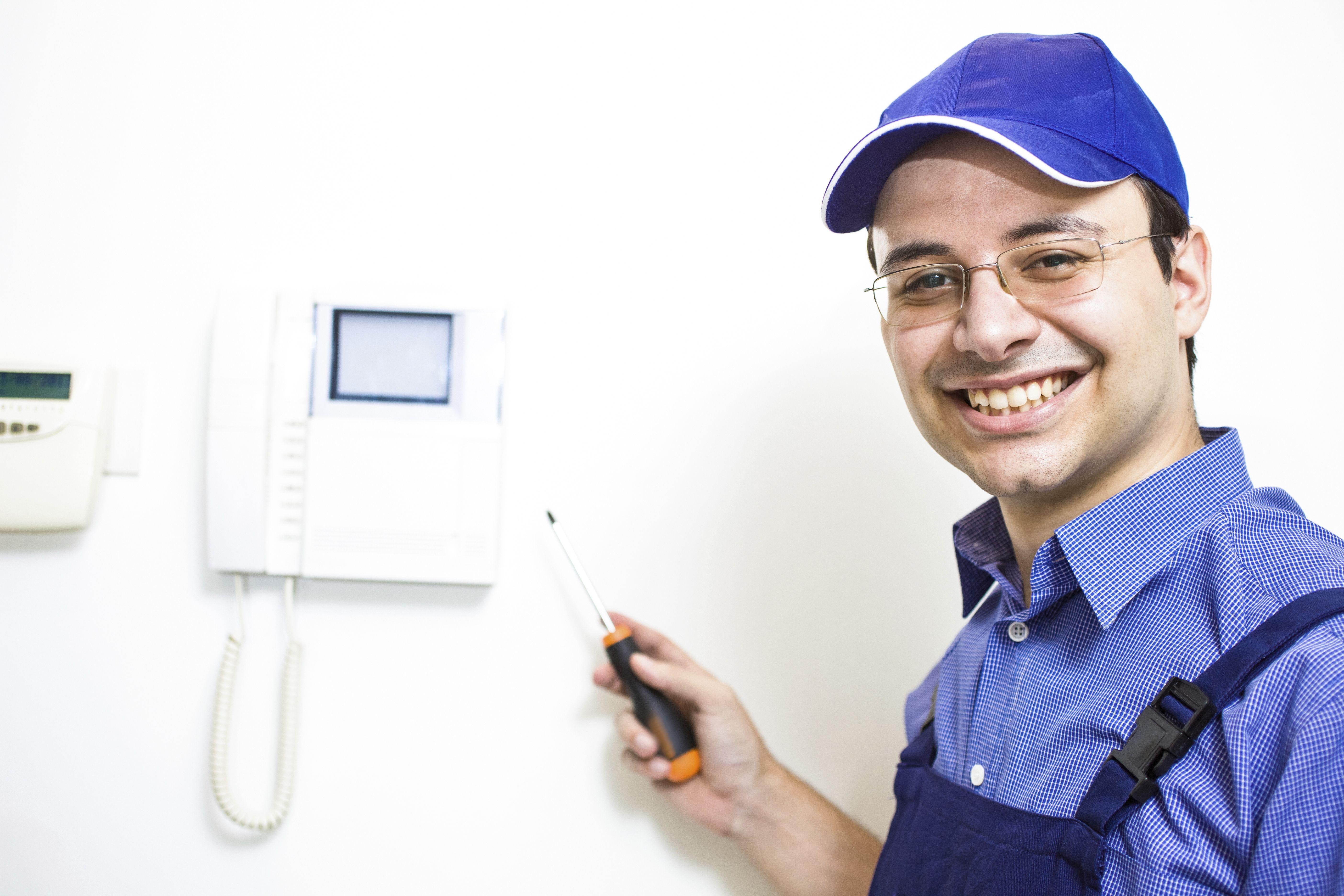 Instalación y reparación de videoporteros: Servicios de Antenas J&J