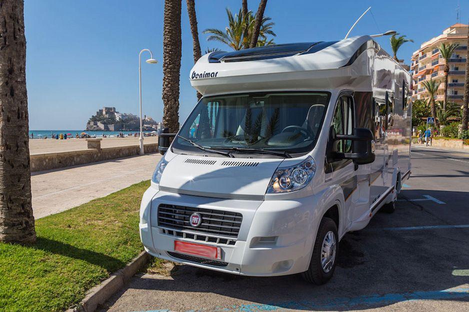 Empresas de alquiler de autocaravanas en Castellón