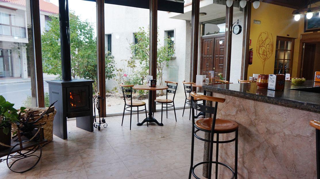 Donde comer en Viana do Bolo, Ourense