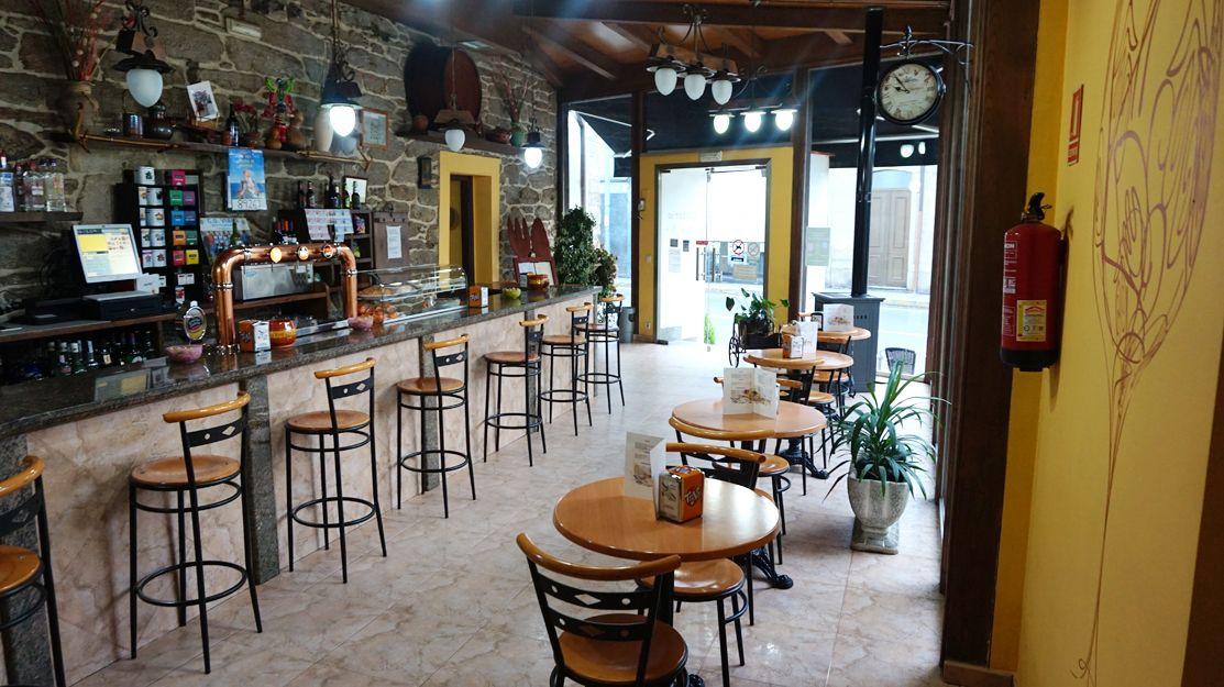 Bar restaurante en Viana do Bolo, Ourense