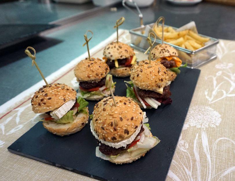 Restaurante para eventos en Viana do Bolo, Ourense
