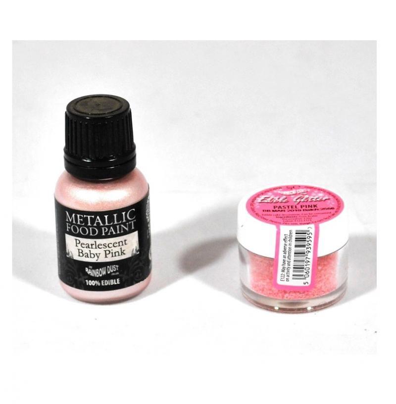 Pack purpurina y pintura: Productos de Decoración Dulce Brama