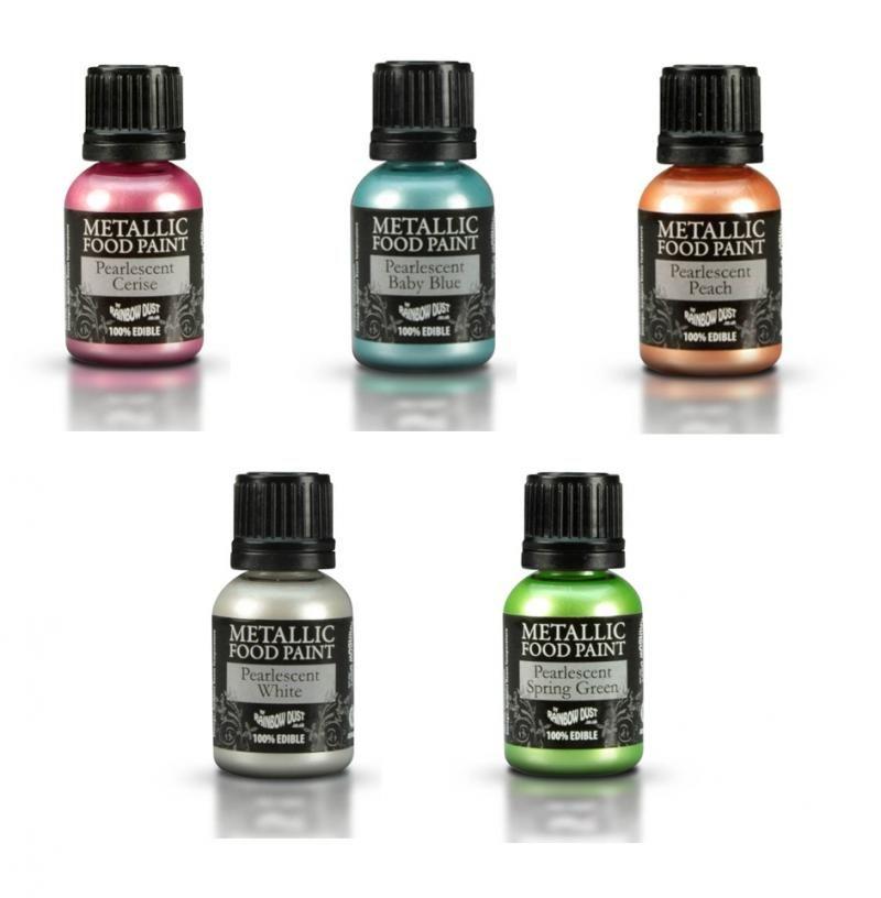 Pack pintura metálica: Productos de Decoración Dulce Brama
