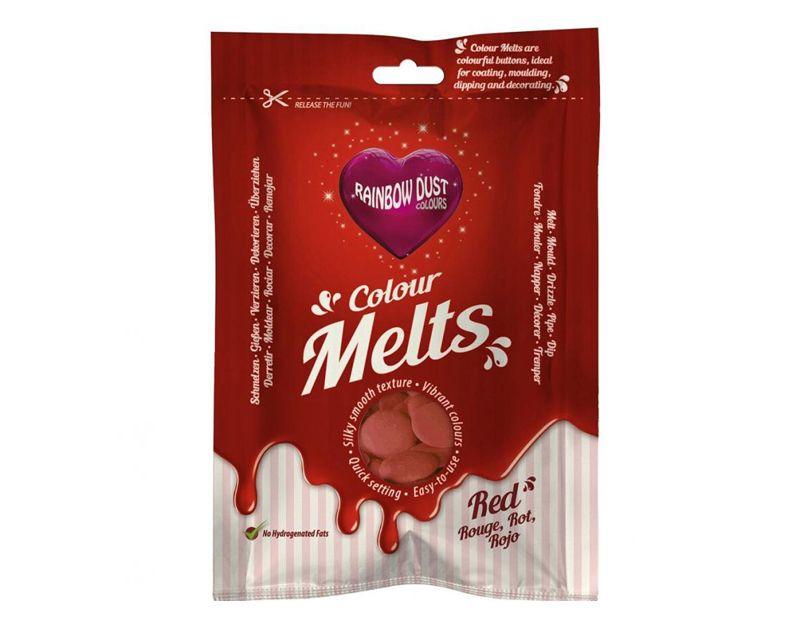 Colour Melts, botones de caramelo